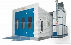 Luxury Type Spray Booth WLD9000 (CE)