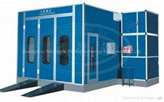 Economy Type Spray Booth WLD6200 ( CE)