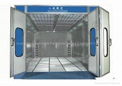 水溶性烤漆房-WLD8400(标准型)