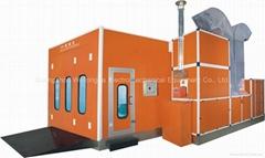 Spray Booth - WLD9100 (Luxury Type)