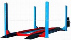 Four Post Car Lift (WLD-QJY435A)