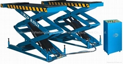 Car Scissor Lift (WLD-XJ