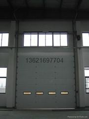 電動工業滑升門