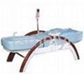 Jade massage chair