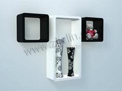 Wall Cube Shelf