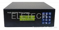 VUB Standalone Voice Loggers