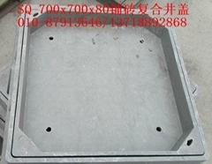北京铺砖装饰井盖