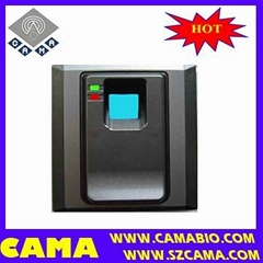 Fingerprint access control reader