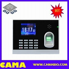Time Recorder Clock of Fingerprint and Password
