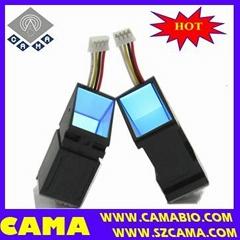 CAMA fingerprint identification module