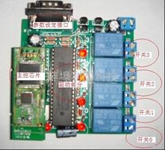 無線局域網絡TCP/IP無線WIFI開關控制器