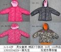 美国原单童装棉袄10万件分批批