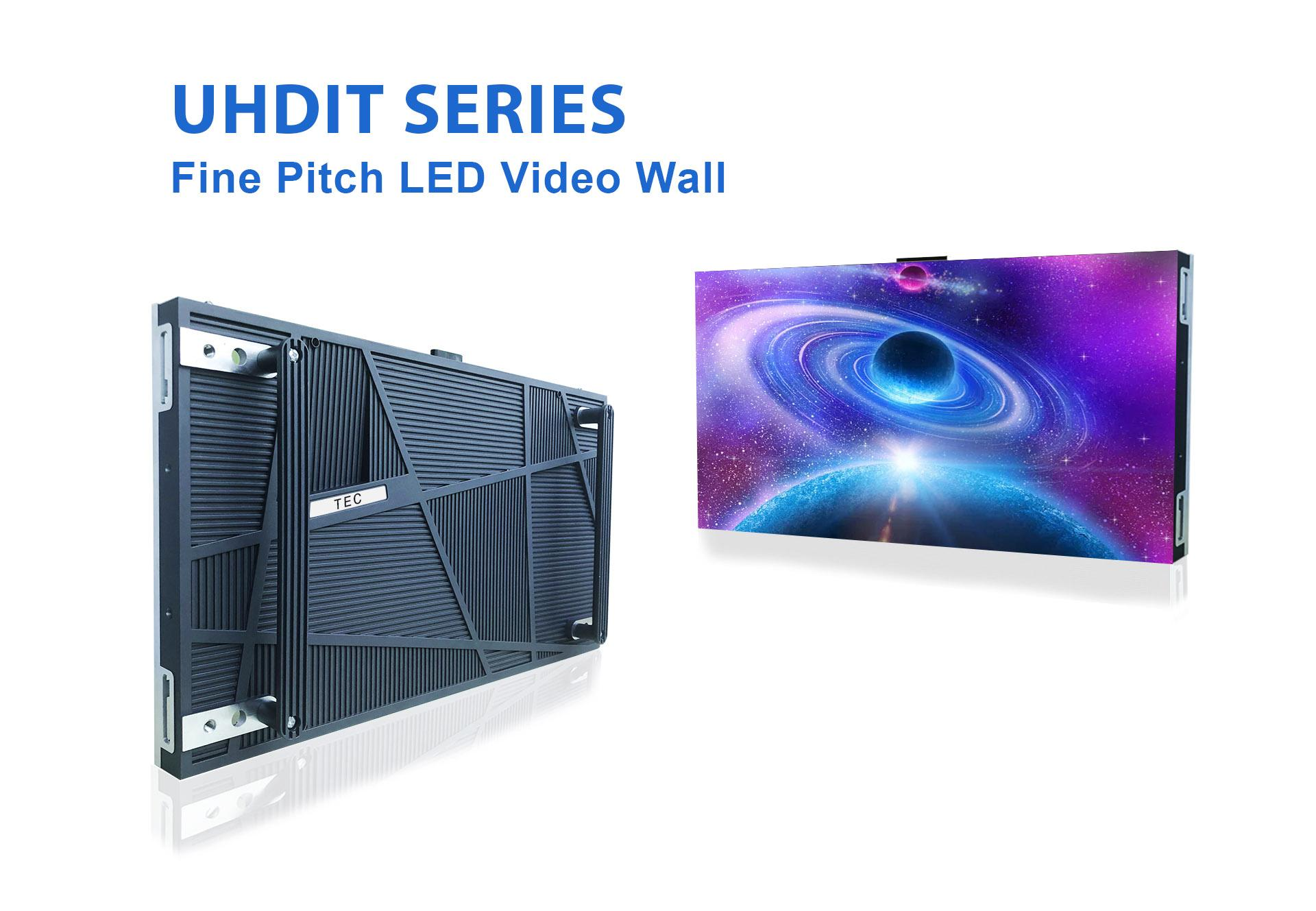 Small pitch LED display screen 1.8mm broadcast 1