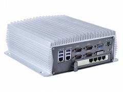 視覺控制器X86主機支持2LAN/4POE/16DIO/4光源