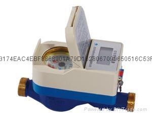 IC卡階梯水價水表 3