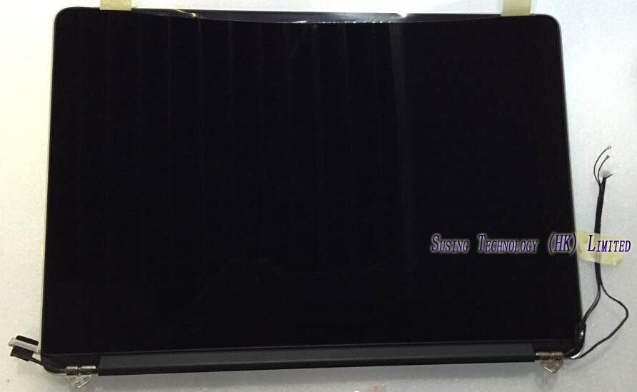 Apple A1398 assembly 15 Retina Macbook 2012 13 screen with cover ensamblaje LCD