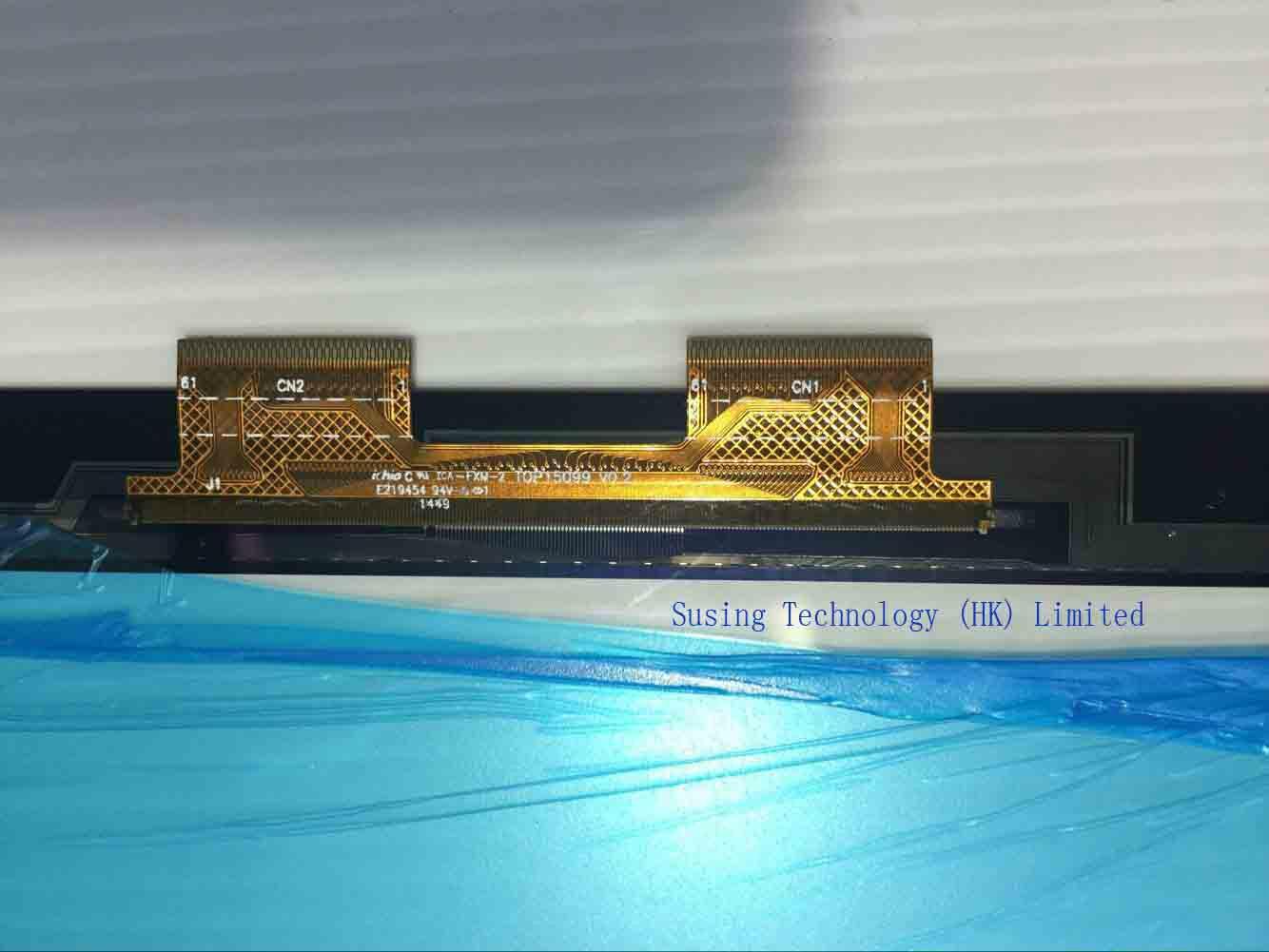 HP ENVY Sleekbook 15P Touch screen