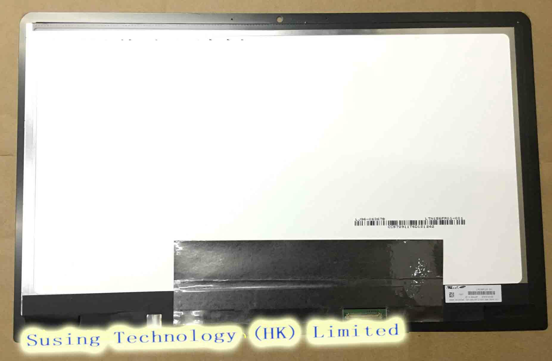 DELL 7558 7559 7568 7557 7569 Assembly LTN156FL03 4K LCD with touch screen