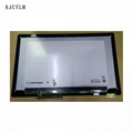 N156HCA-EBA LP156WF9-SPC1 NV156FHM-N touch screen Dell Inspiron 15 7560 assembly