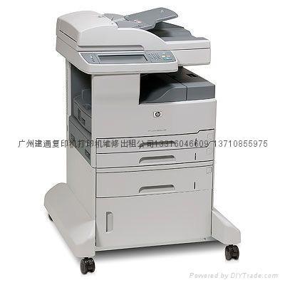 广州萝岗区复印机维修 2