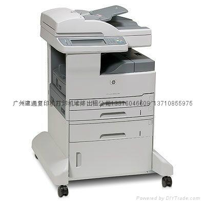 广州萝岗区复印机维修 4