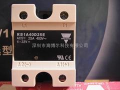 瑞士RS1A40D25E固态继电器