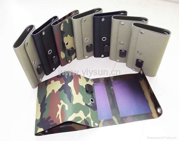 solar  charger/solar flexible panel 2