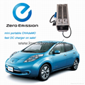 40kW fast charging station