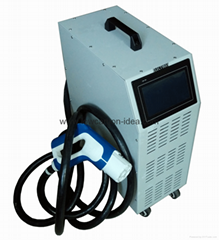 50kW portable CHAdeMO fast DC charger