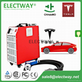 60kW mobile CHAdeMO fast DC charger