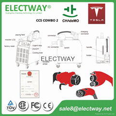 60kW CCS Combo EV charger