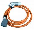Electway 125A CHAdeMO plug+cable