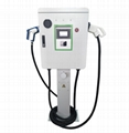 30kW wall mounted CHAdeMO fast DC charger