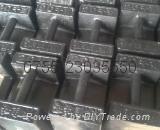 铁秤砣铸造铁质标准砝码用于校准测试产品