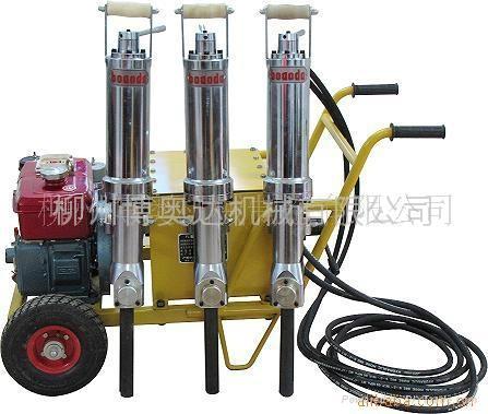 液壓分裂機 2