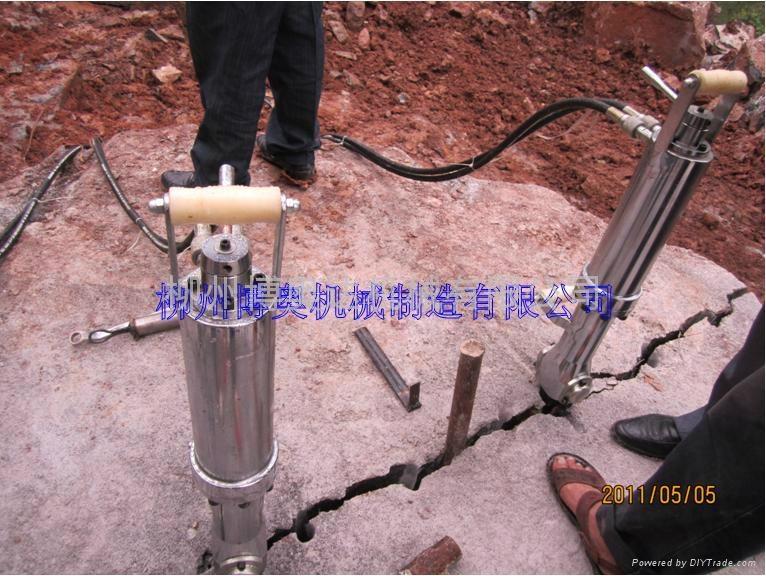 液壓分裂機 4