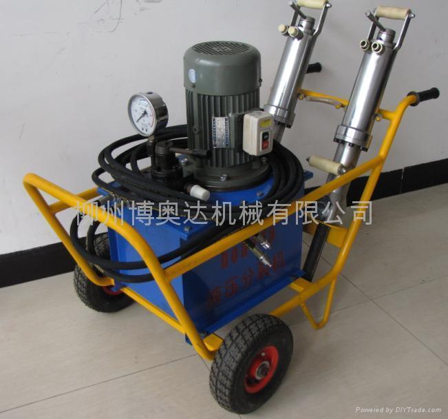 液壓分裂機 1