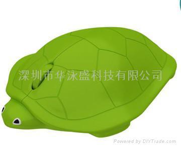 乌龟滑鼠 老鼠 3