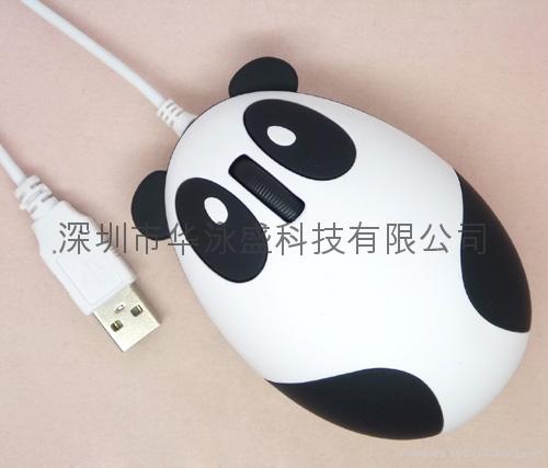 熊猫鼠标 1