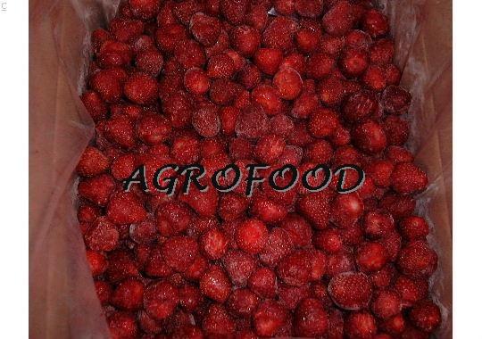 IQF Strawberries (Senga Senga Na) 1