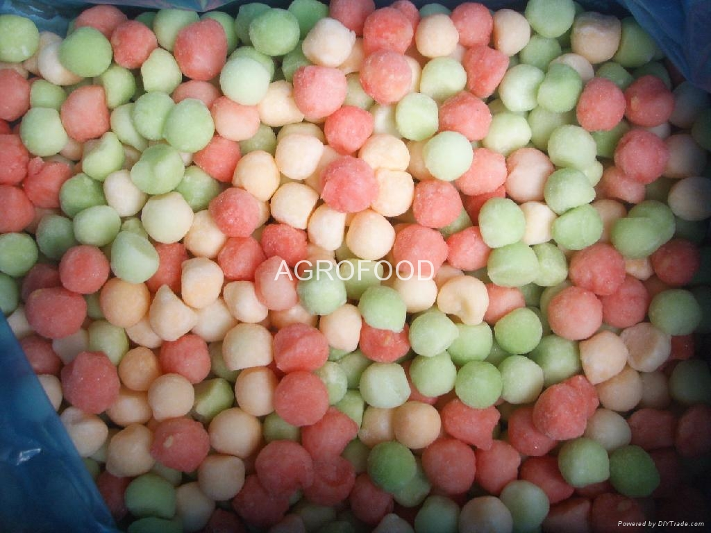 速凍哈密瓜 2