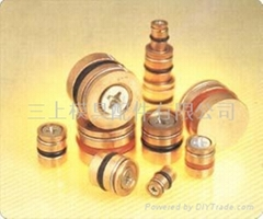 mould component water plug