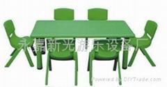 幼儿園課桌椅