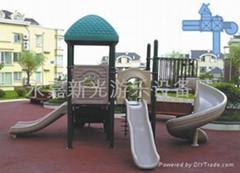 幼儿園滑梯