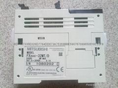 日本三菱PLCFX3UC-32MT-LT 24VDC电源PLC特级代理