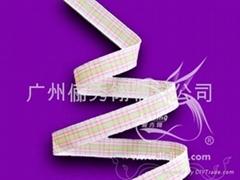 双色英格伦方格织带