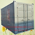 Container housing 2