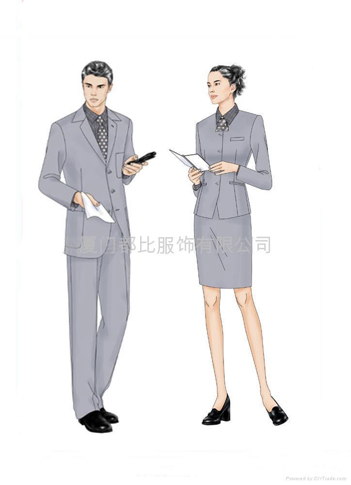厦门制服 1