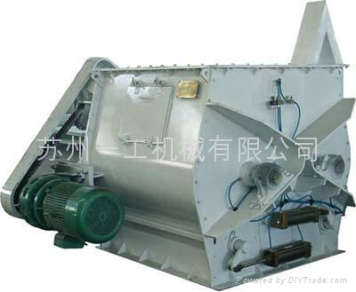 蘇州一工干粉砂漿混合機 1