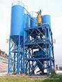 塔樓式干粉砂漿設備 2